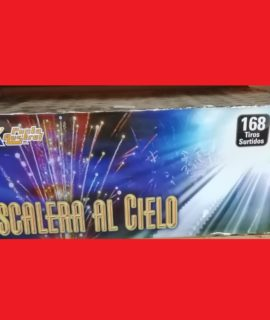 PA3800 168 SHOT ESCALERA AL CIELO LARGE DISPLAY CAKE R4299.99