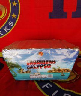 FFJCKF100-17 100 SHOT FAN CARRIBEAN CALYPSO DISPLAY CAKE R2199.99